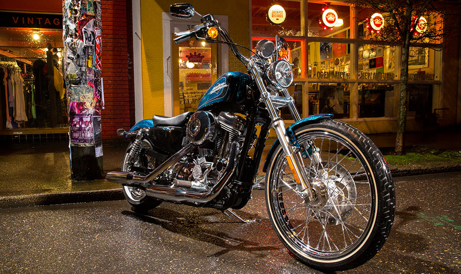 2015 Harley Davidson Sportster Seventy Two The New 70s