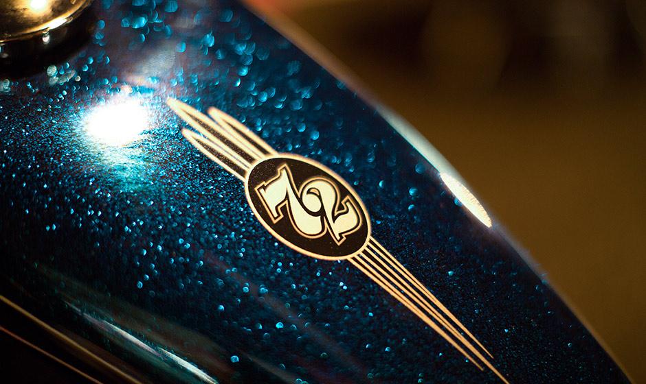 2015 Harley-Davidson Sportster Seventy-Two, the New '70s ...