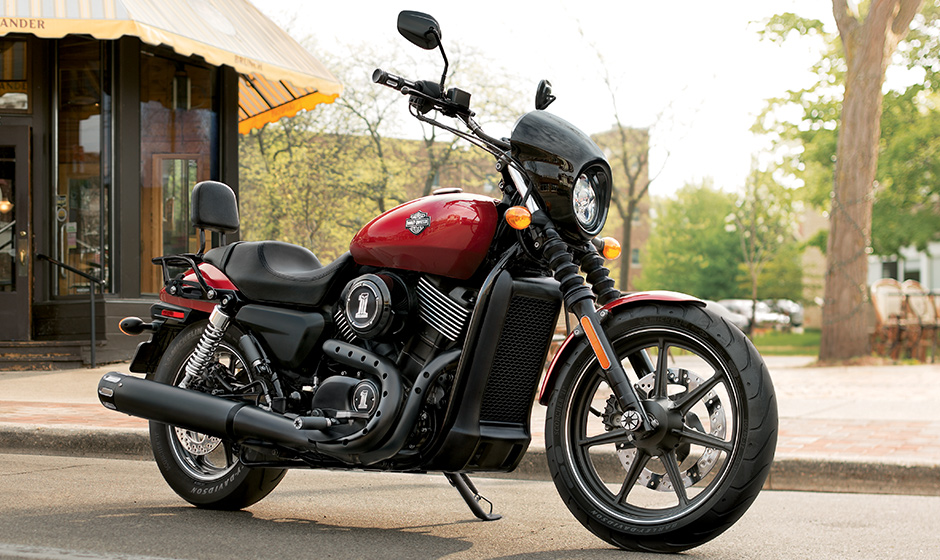 Honda Of Tulsa >> 2015 Harley-Davidson Street 750 Revealed, Price TBA - autoevolution