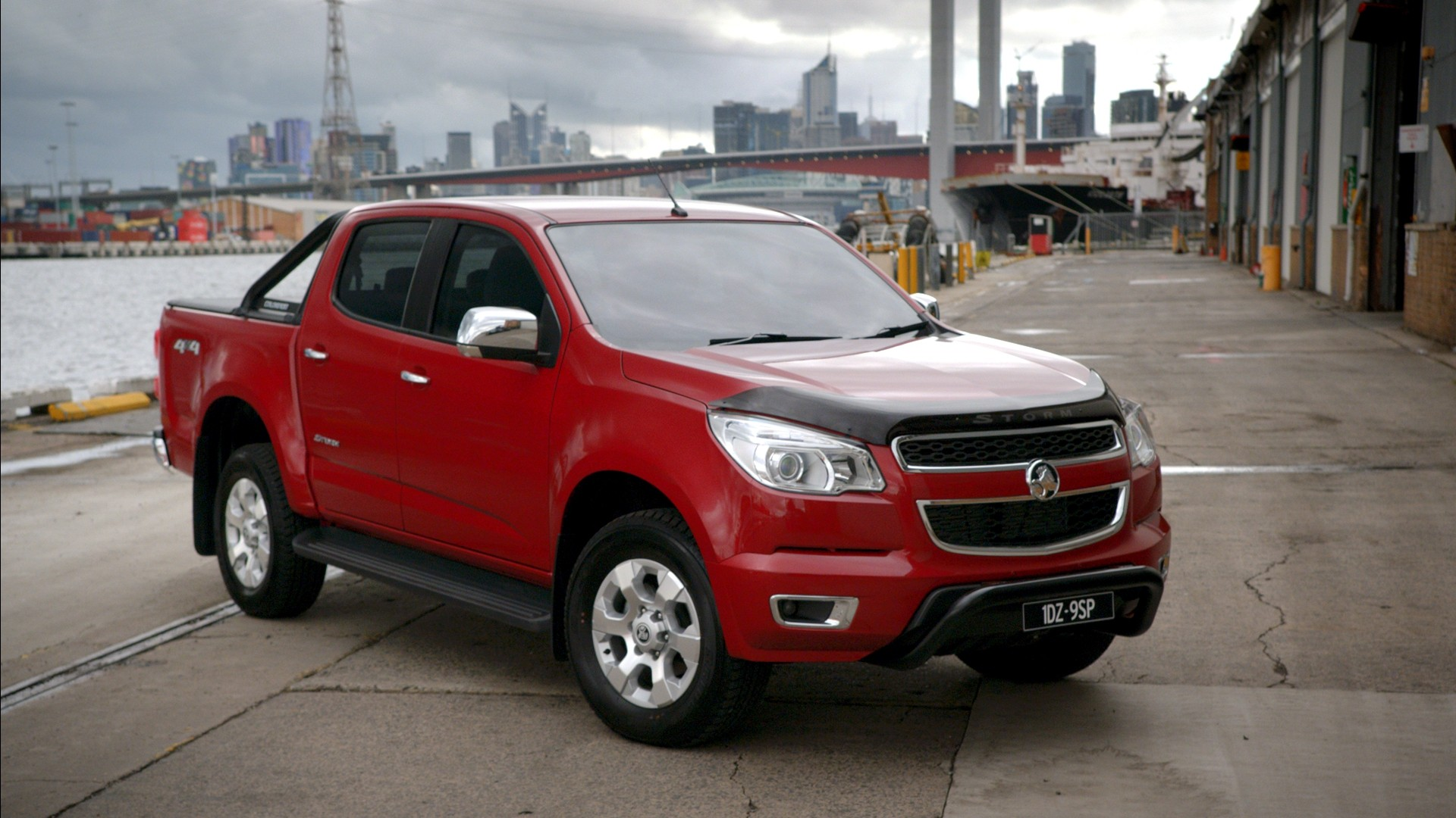 2015 Holden Colorado Storm is a Special Edition Pickup ...