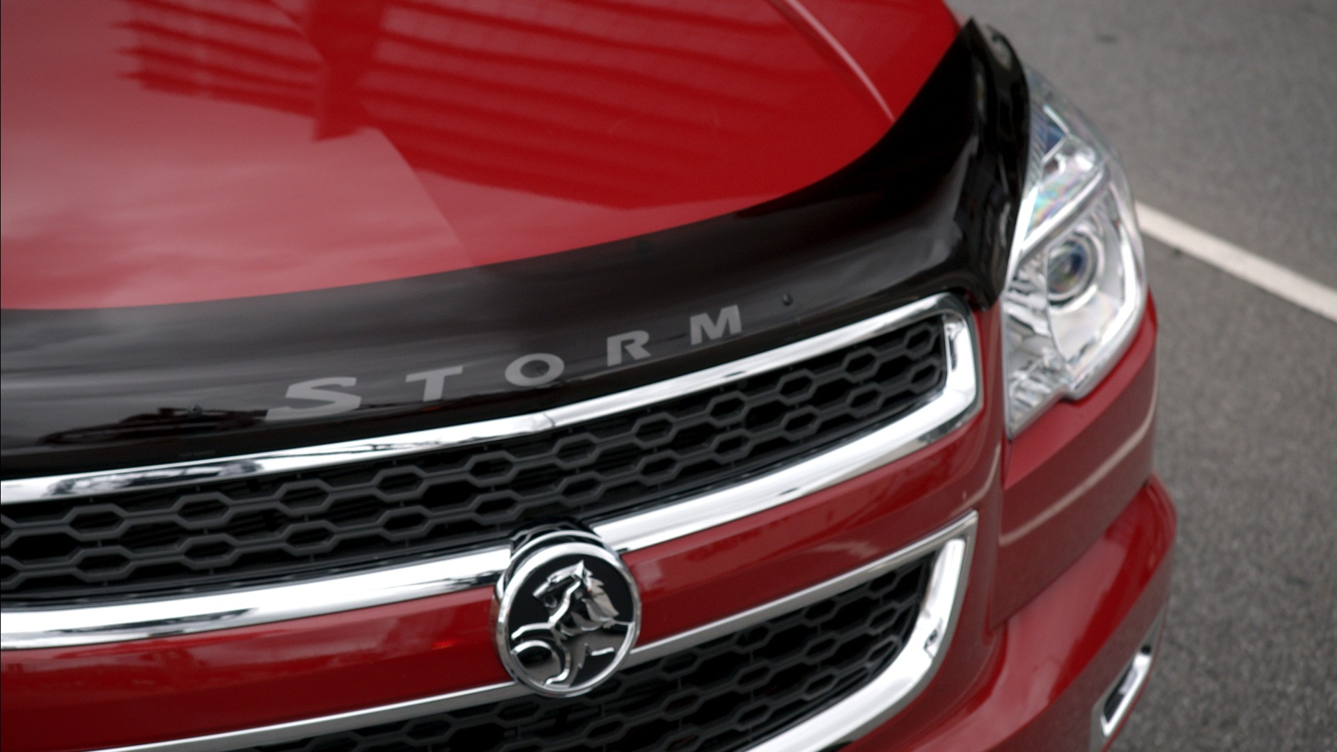 2015 Nissan Maxima >> 2015 Holden Colorado Storm is a Special Edition Pickup ...