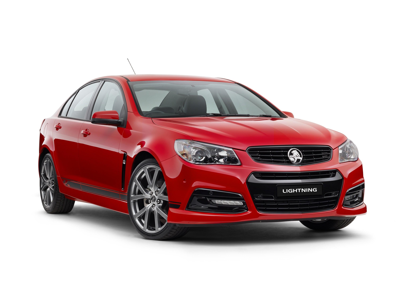 2015 Holden Vf Commodore Sv6 Lightning Sedan Amp Sv6 Lightning Ute Unveiled Autoevolution