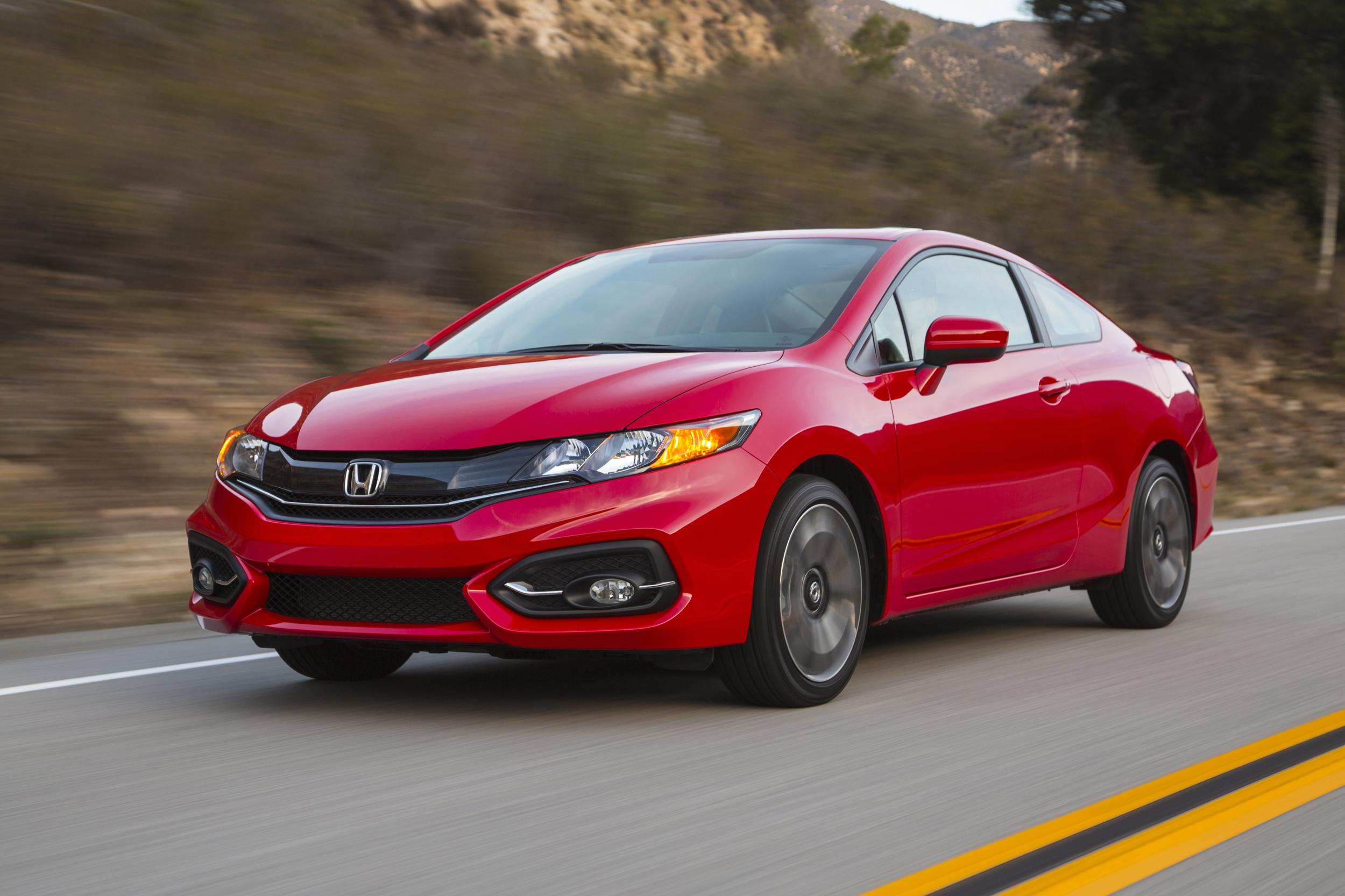 2015 Honda Civic Coupe And Sedan Pricing Announced