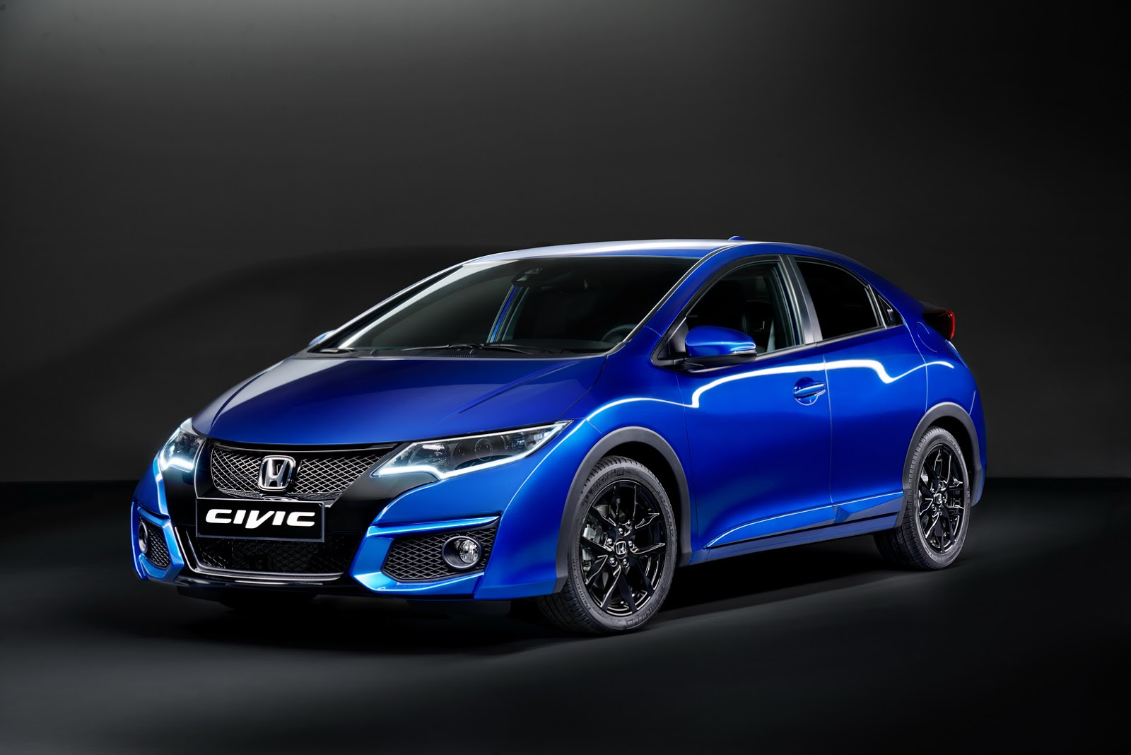 2015 honda civic facelift unveiled including new sport model autoevolution. Black Bedroom Furniture Sets. Home Design Ideas
