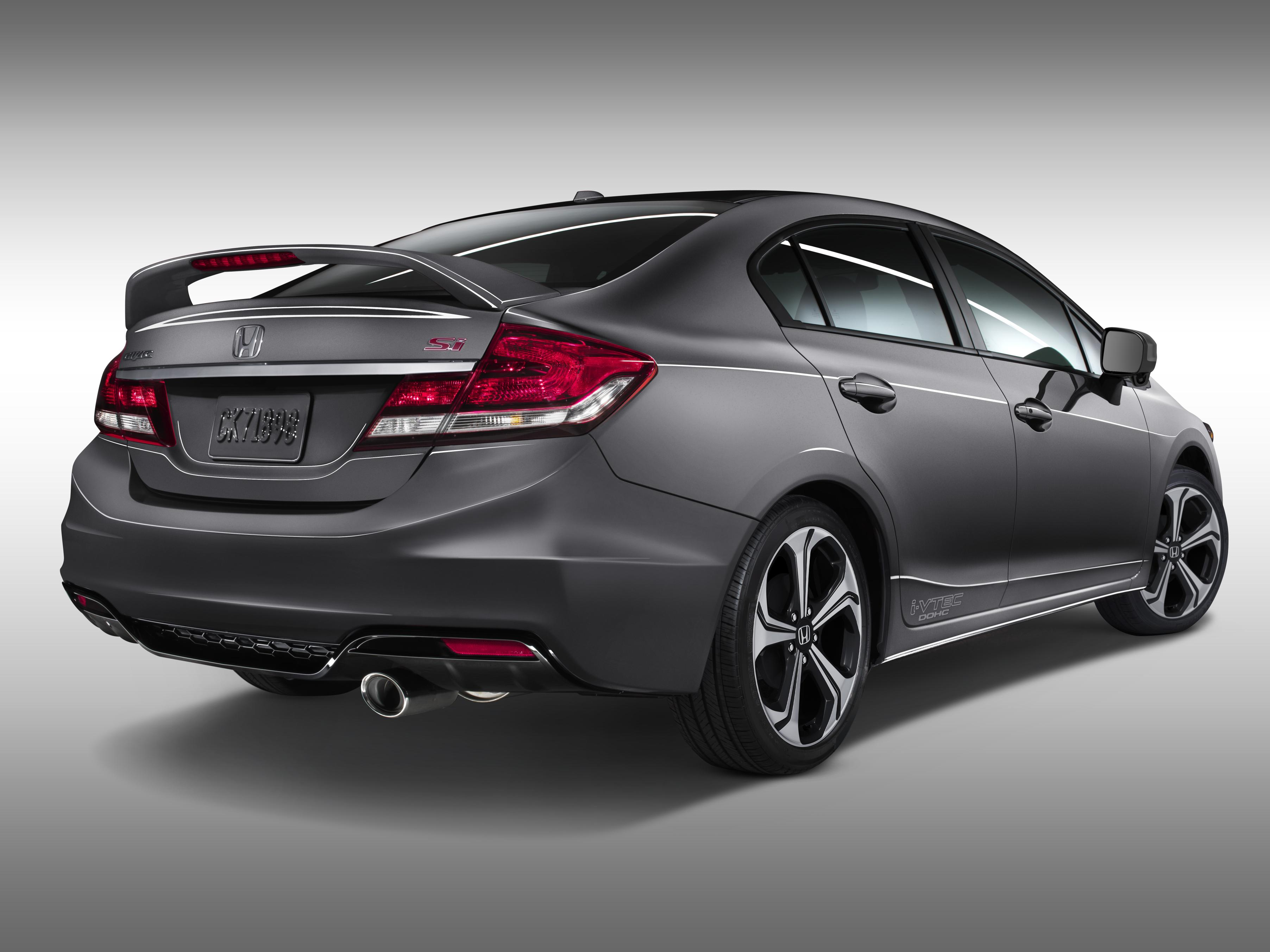 2015 honda civic si is 100 more than the 2014 model autoevolution. Black Bedroom Furniture Sets. Home Design Ideas