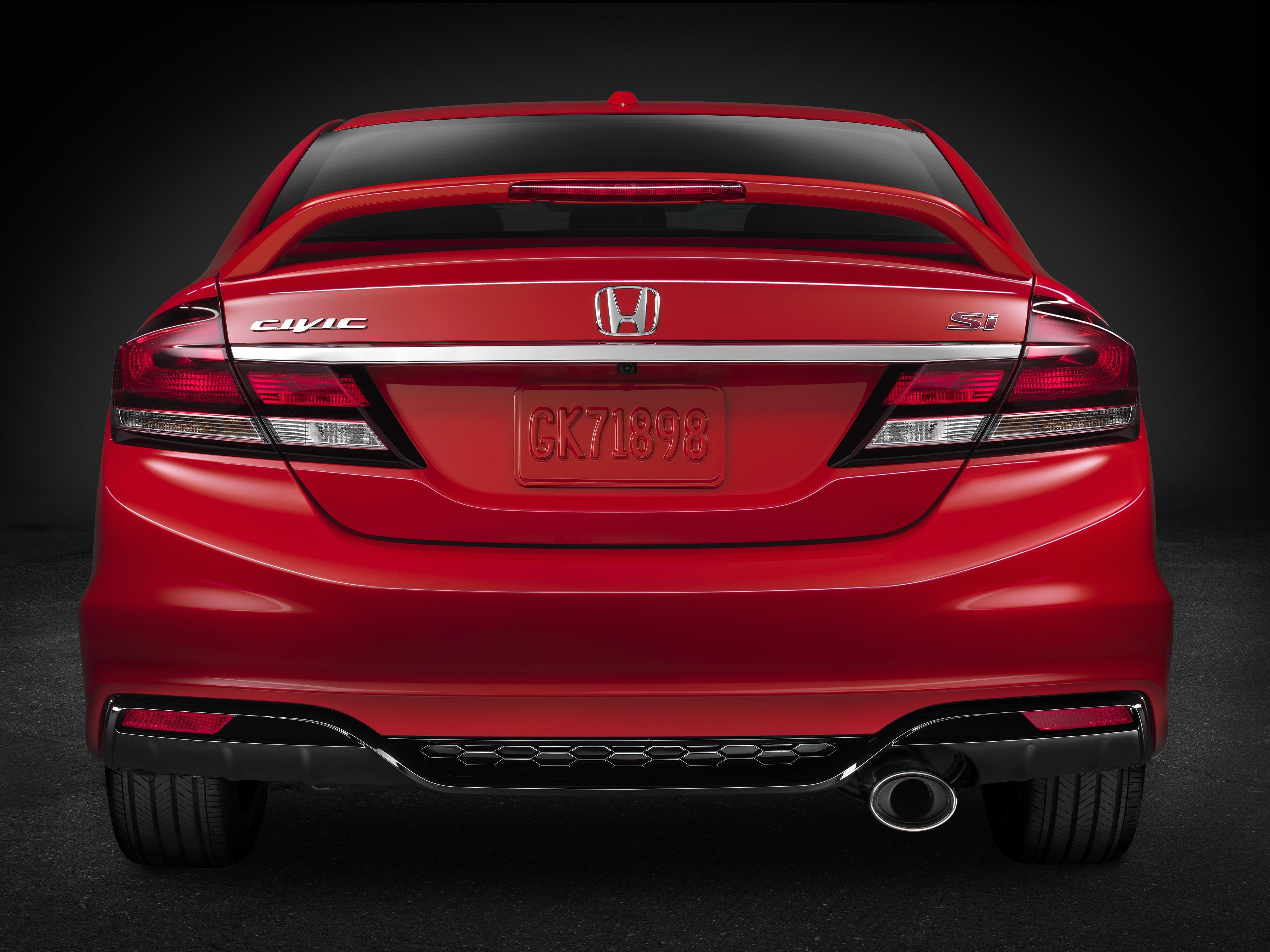 2015 Honda Civic Si is $100 More Than the 2014 Model - autoevolution