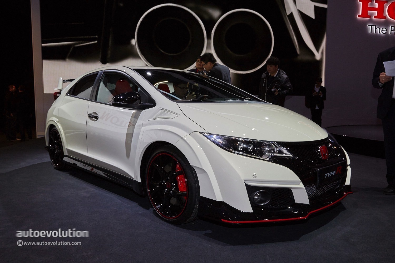 2015 Honda Civic Type R Acceleration Test 310 Hp 2 Liter