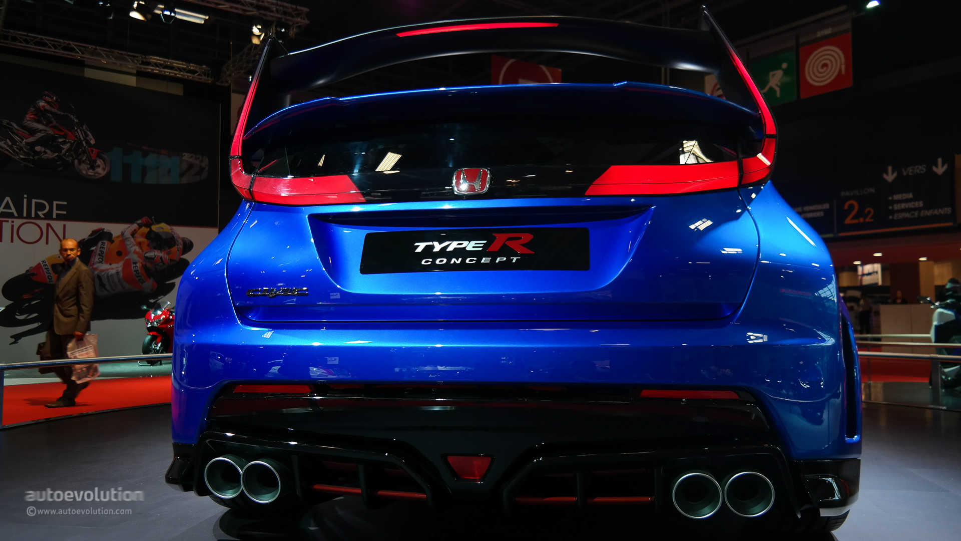2015 Honda Civic Type R Will Debut On March 2 Autoevolution