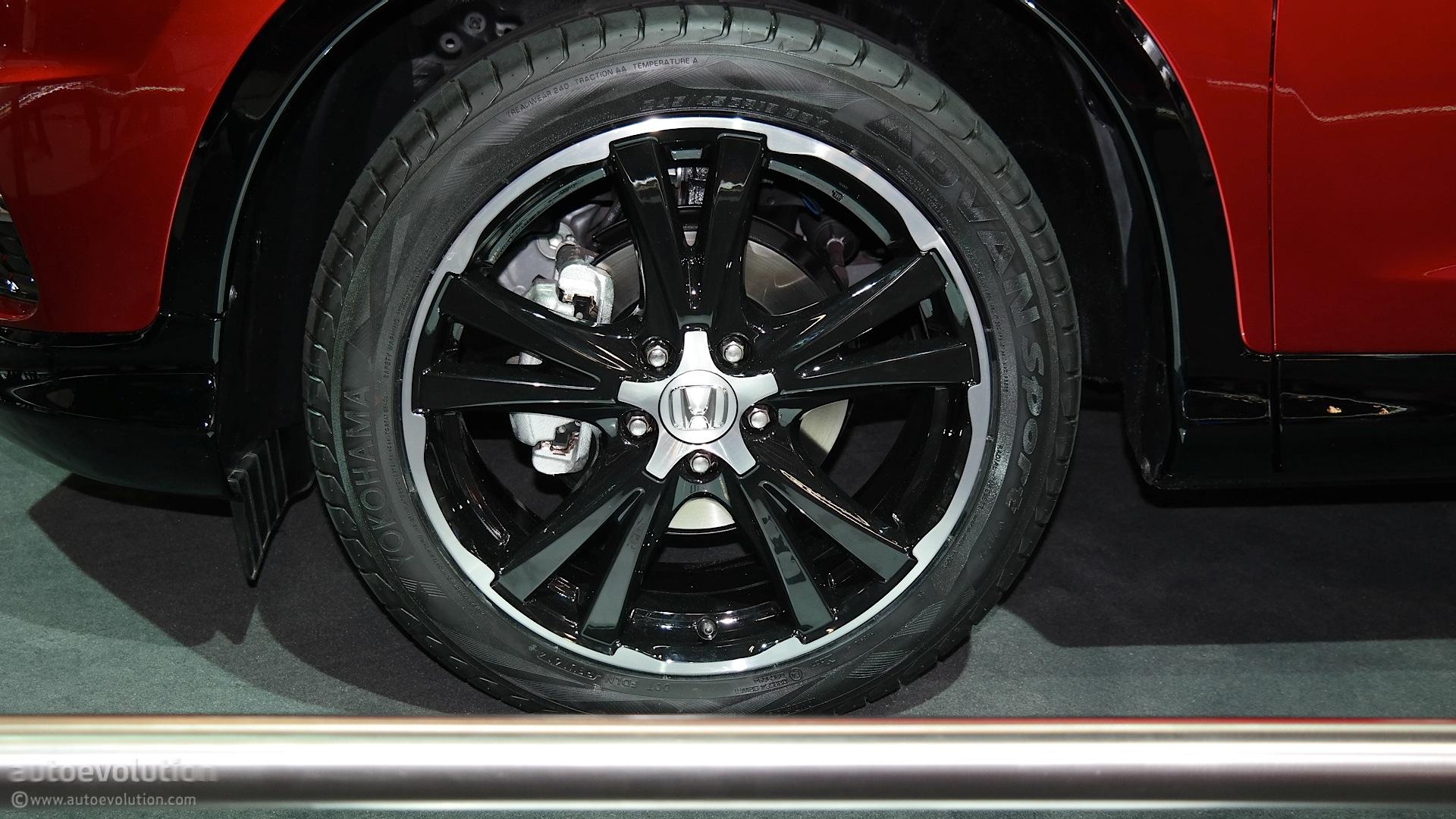2015 Honda CR-V Facelift Priced For the UK - autoevolution