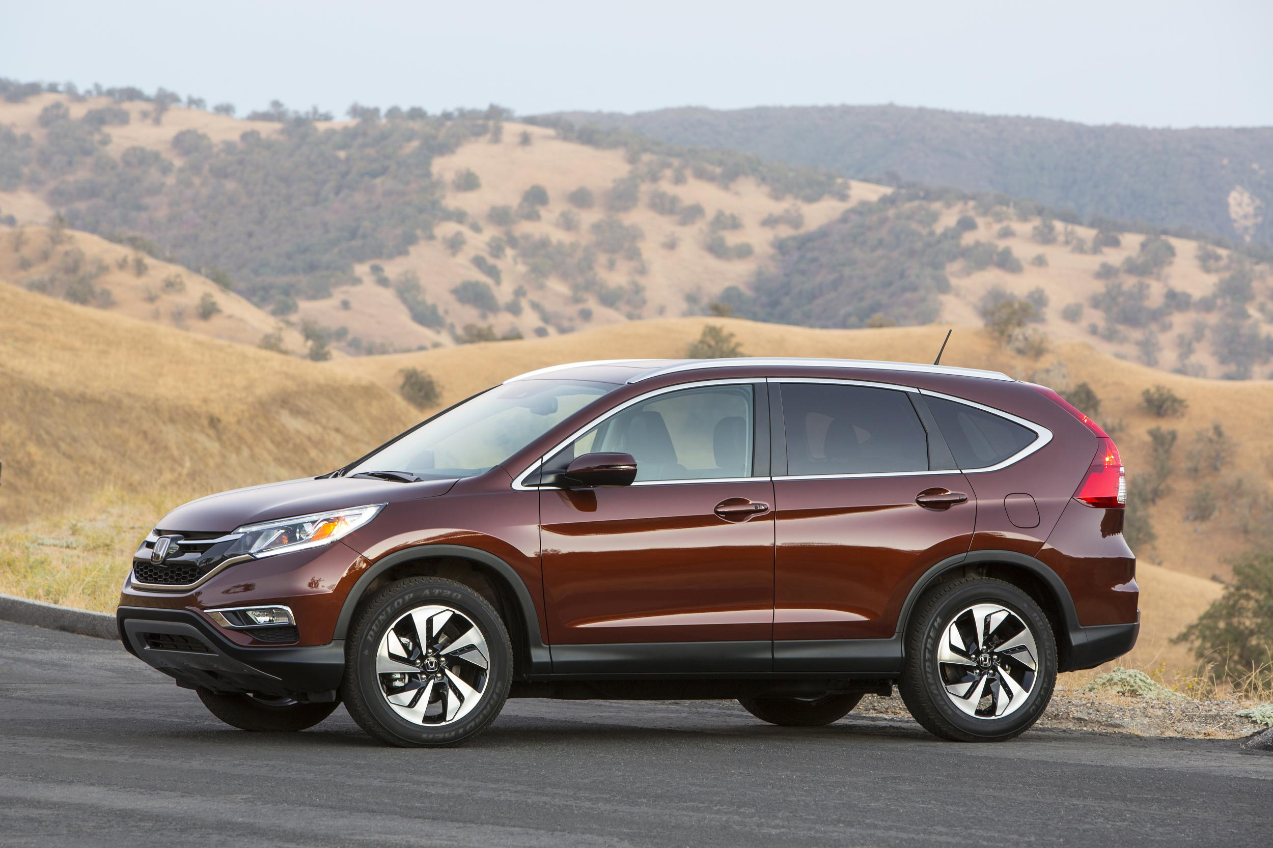 2015 Honda CR-V Facelift Pricing, Specifications Announced
