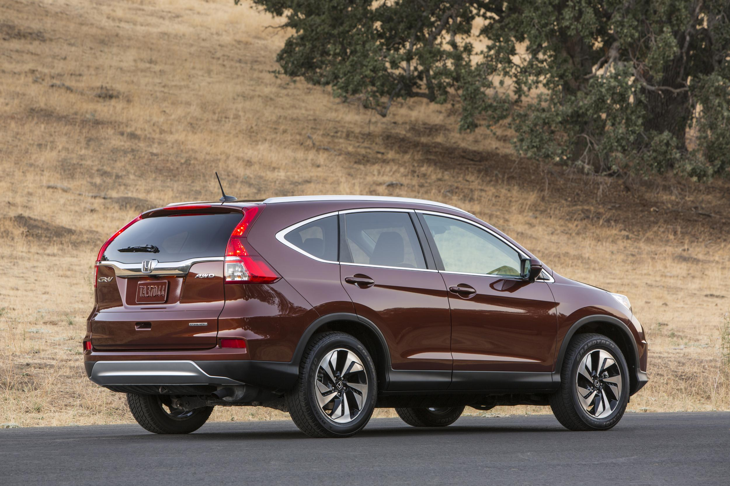 2015 honda cr v facelift