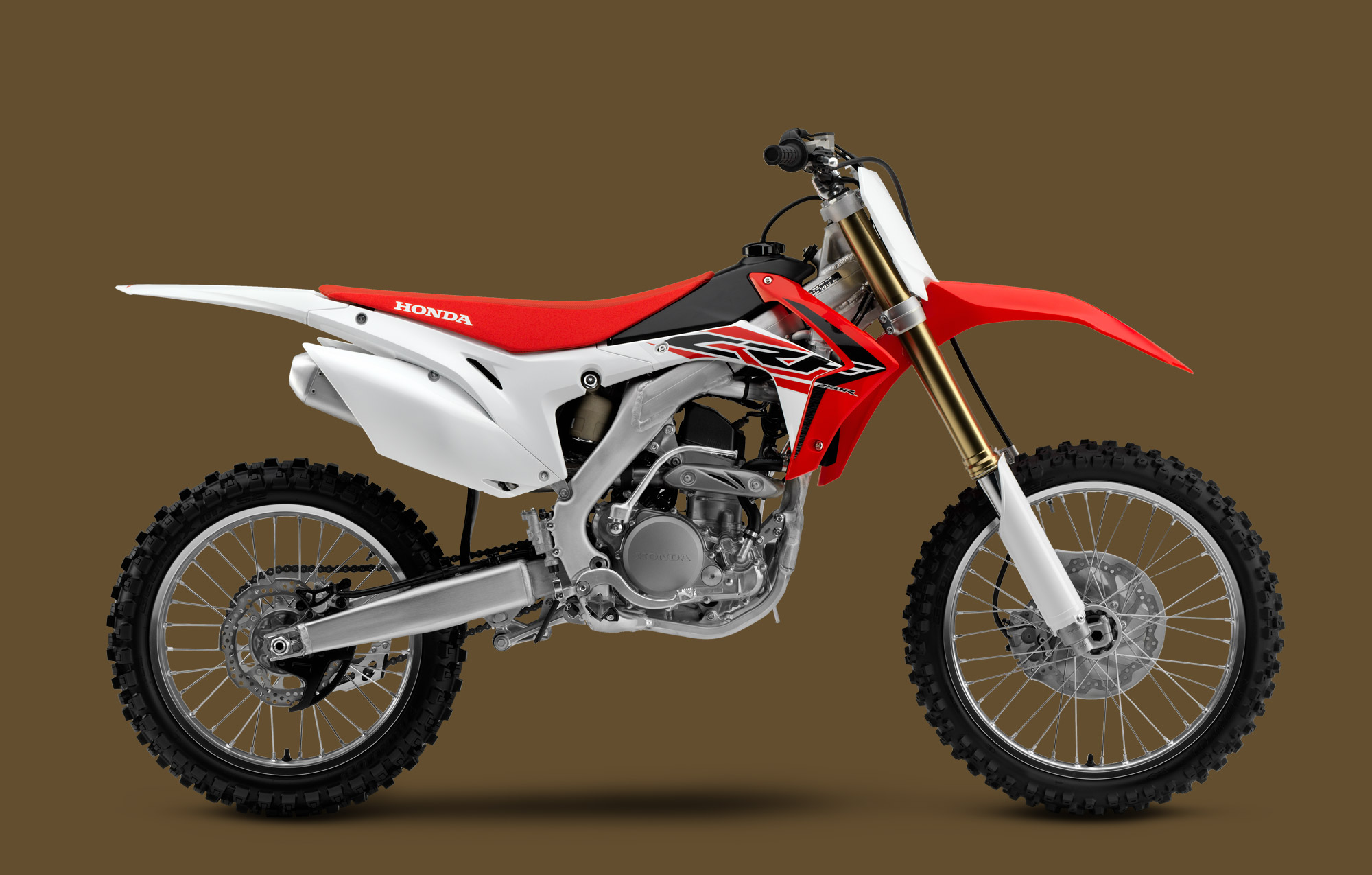 2015 Honda CRF250R Brings a New Frame and Three Engine Mappings ...