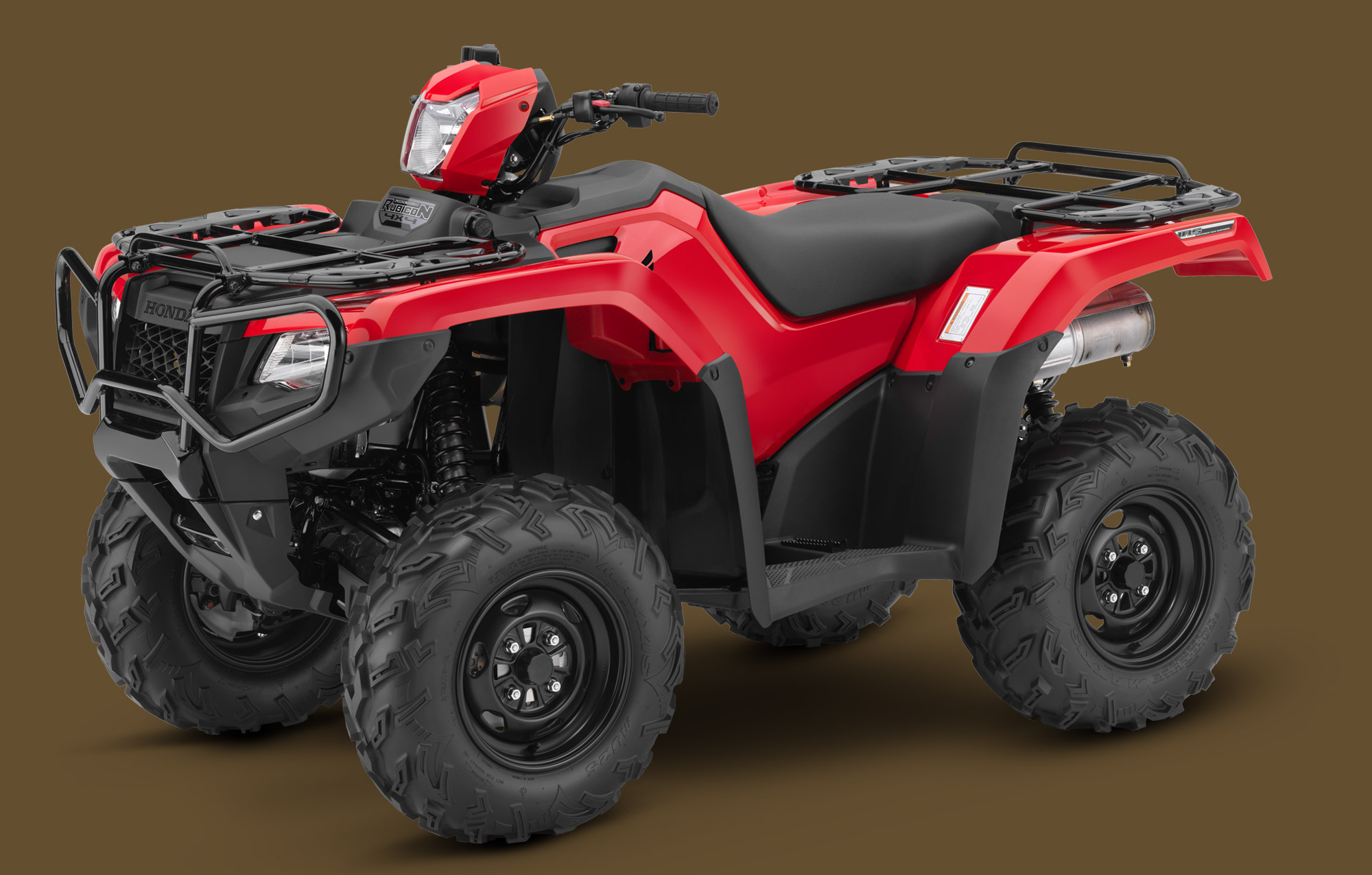2015 honda fourtrax foreman rubicon 4x4 arrives in 6 versions autoevolution. Black Bedroom Furniture Sets. Home Design Ideas