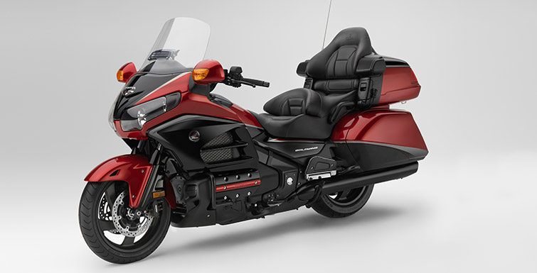 2015 Honda Gold Wing GL1800 40th Anniversary Edition Arrives in