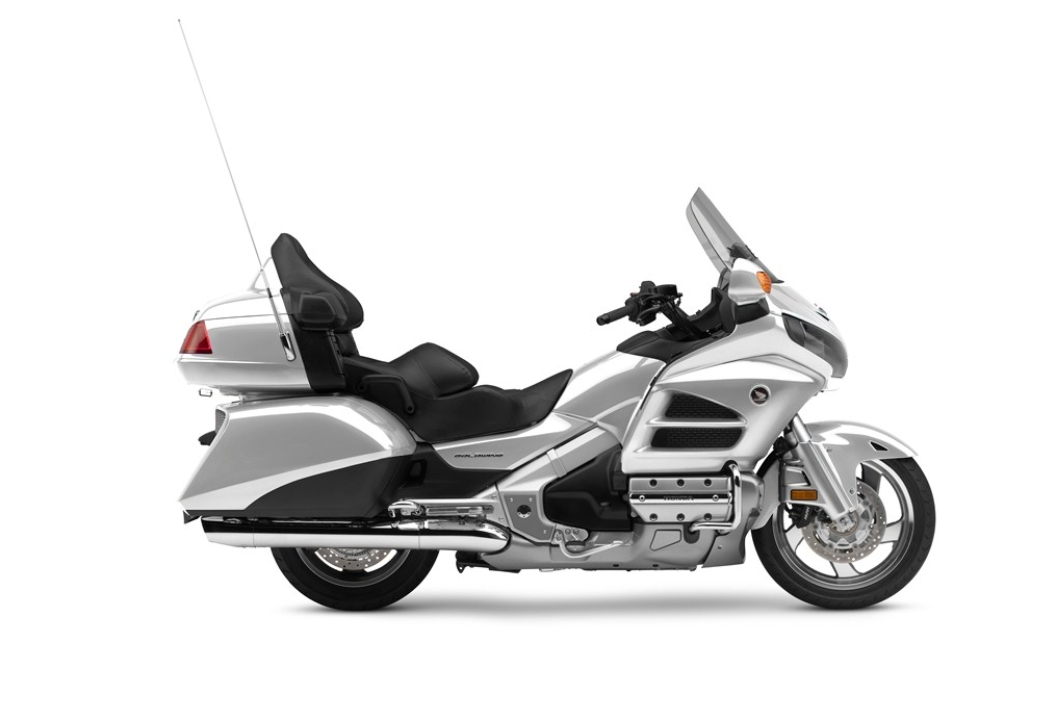 2015 Honda Gold Wing Gl1800 40th Anniversary Edition