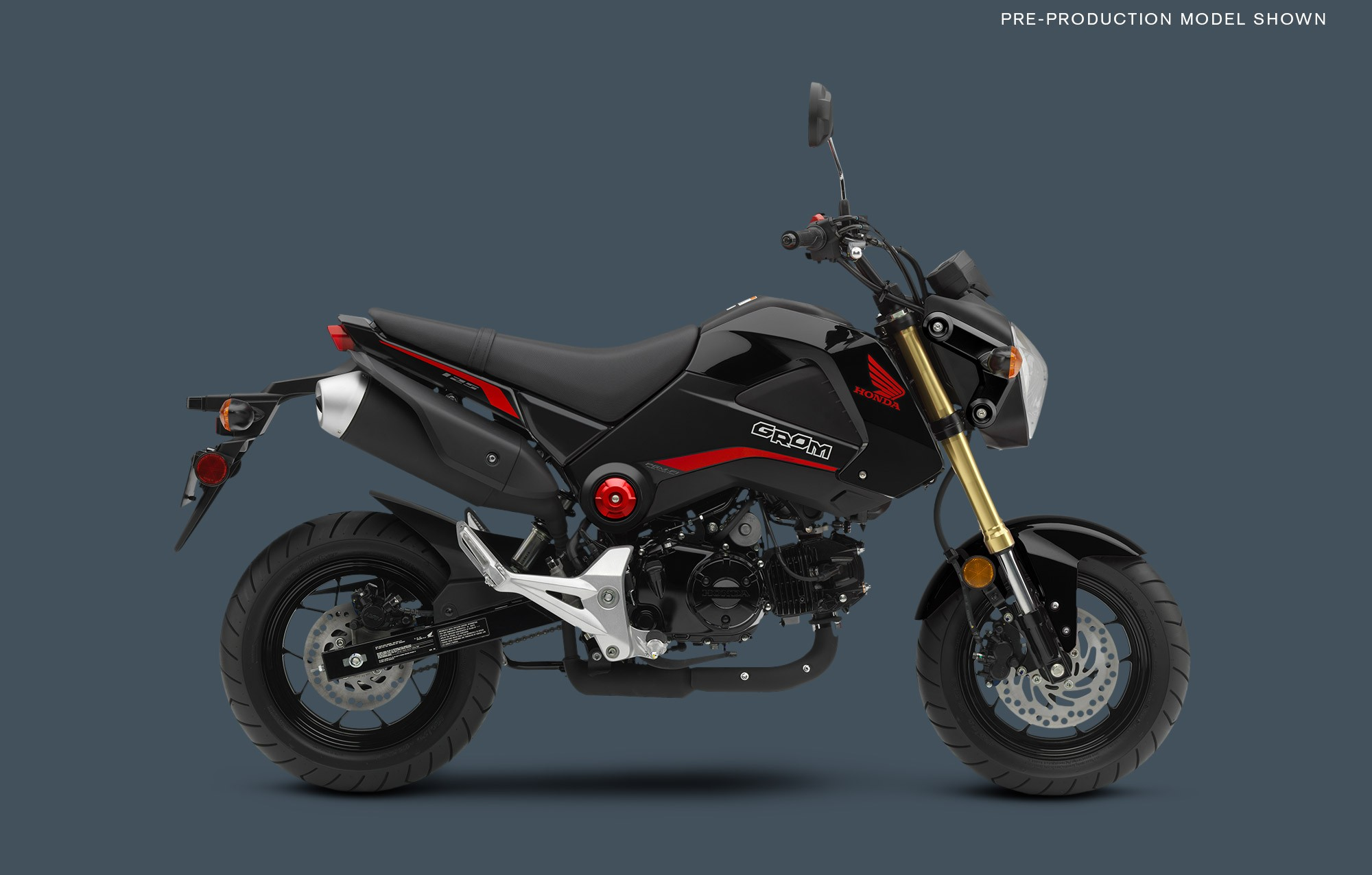 2015 Honda Grom >> 2015 Honda Grom Shows Up in Four Sweet Colors - autoevolution
