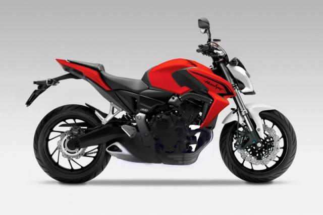 2015 Honda Hornet 800 Incoming Autoevolution