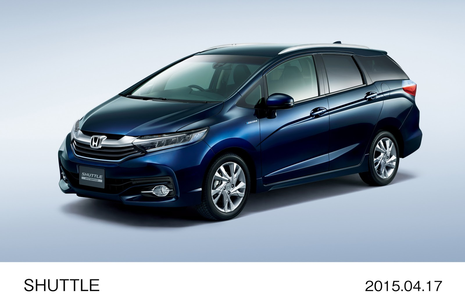 2015 Honda Shuttle Revealed In Japan The Fit S Wagon