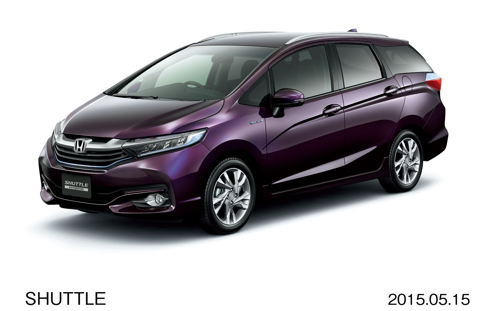 2015 Honda Shuttle Sales Have Kicked-Off in Japan ...