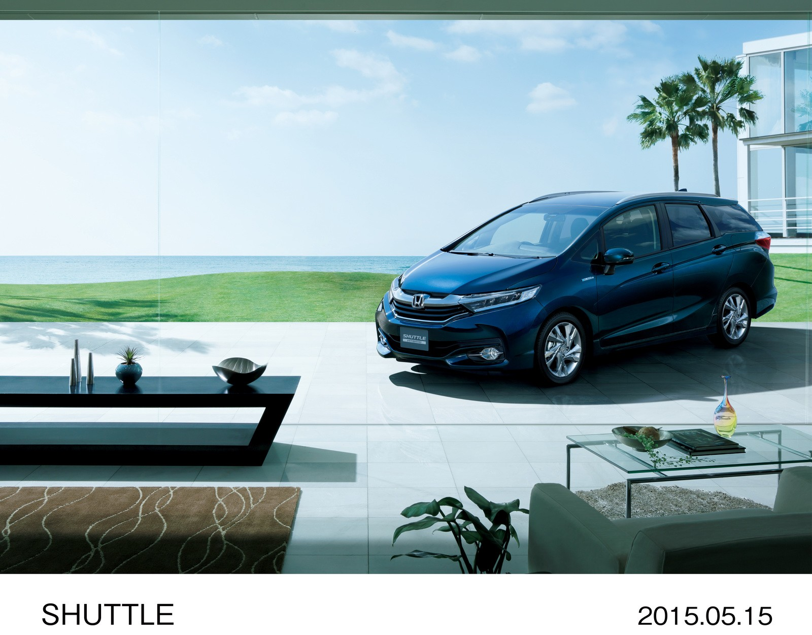 2015 Honda Shuttle Sales Have Kicked-Off in Japan - autoevolution