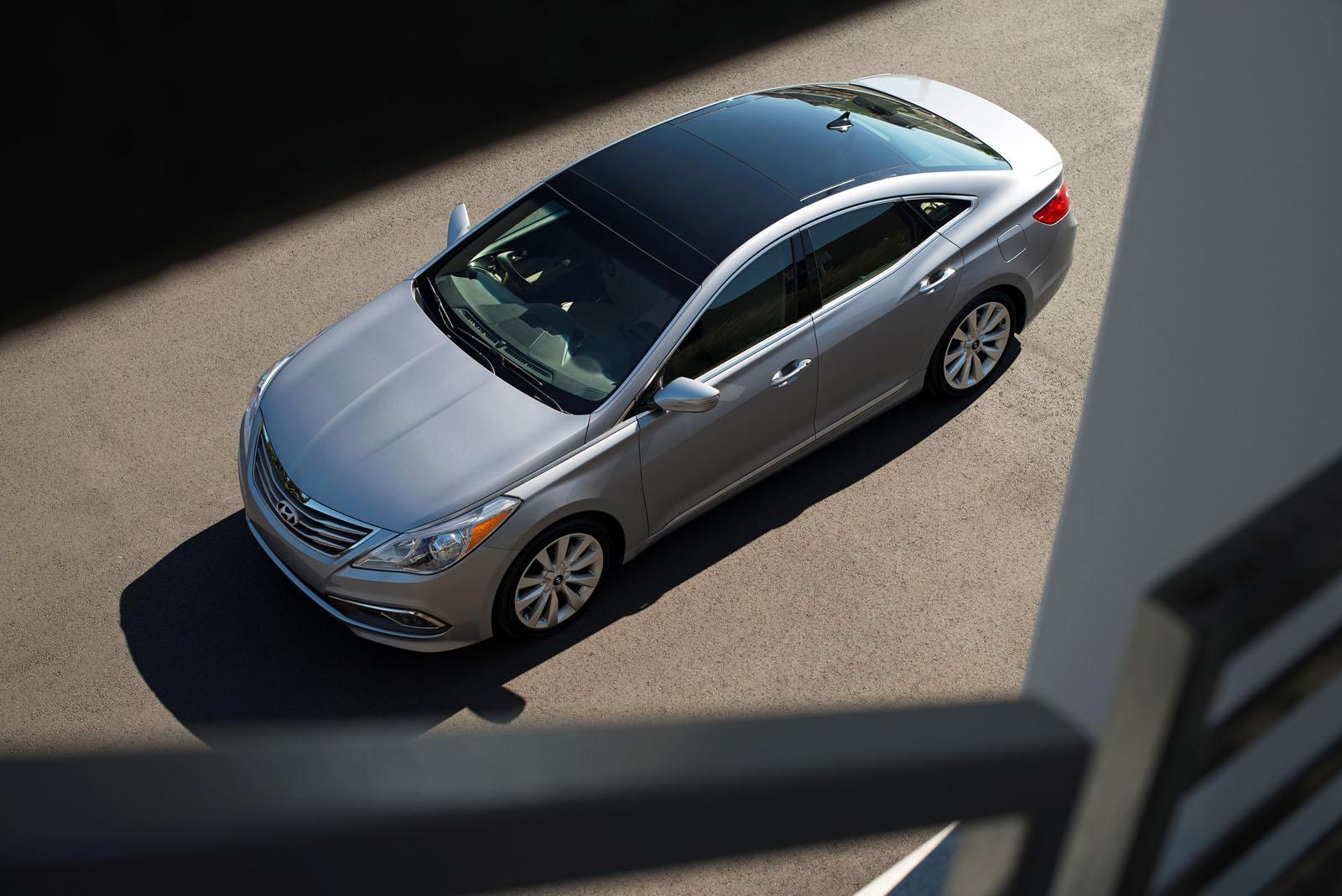 2015 Hyundai Azera Facelift Returns With New Details ...