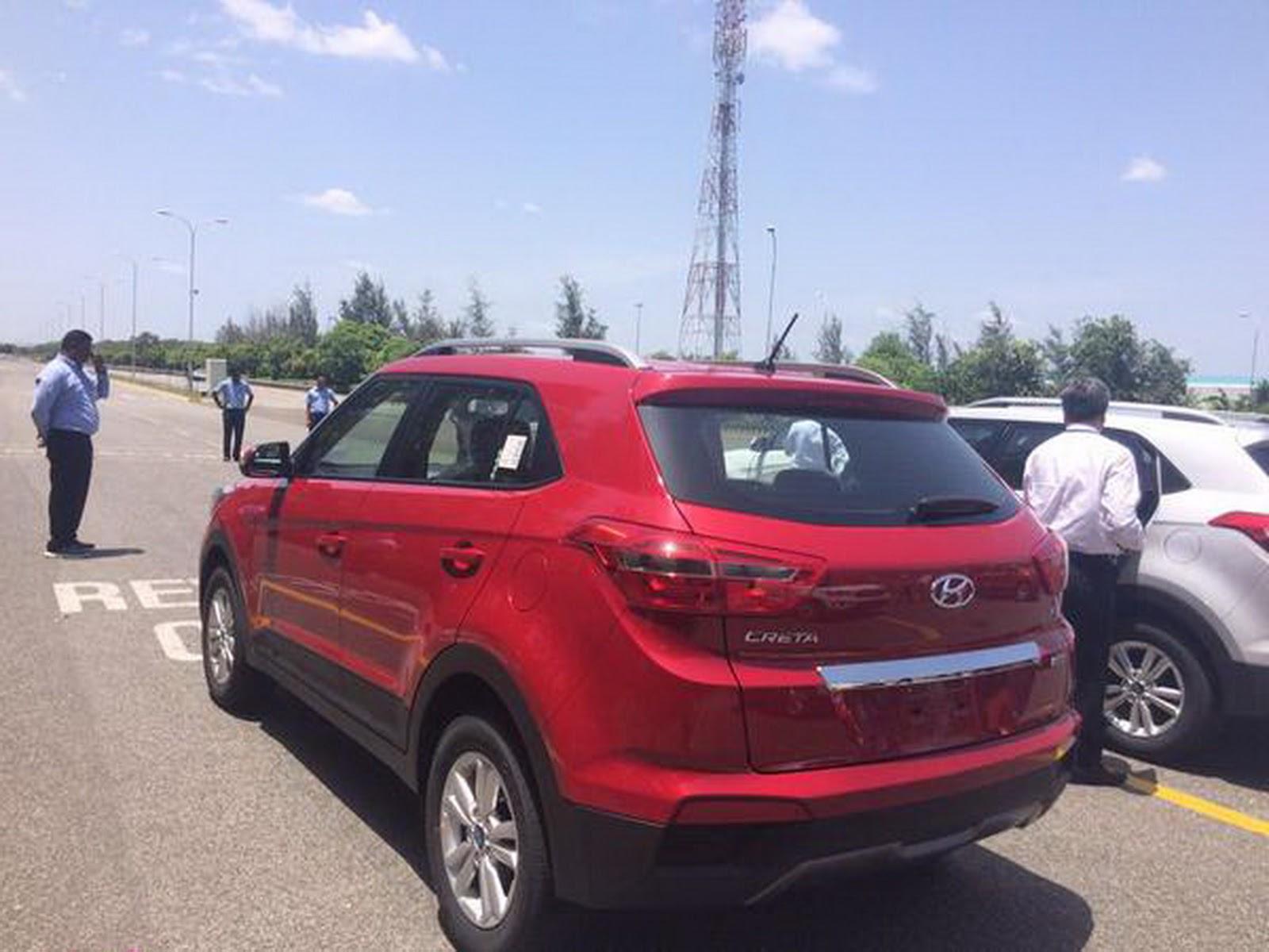 2015 Hyundai Creta Spied Undisguised Ahead of European ...