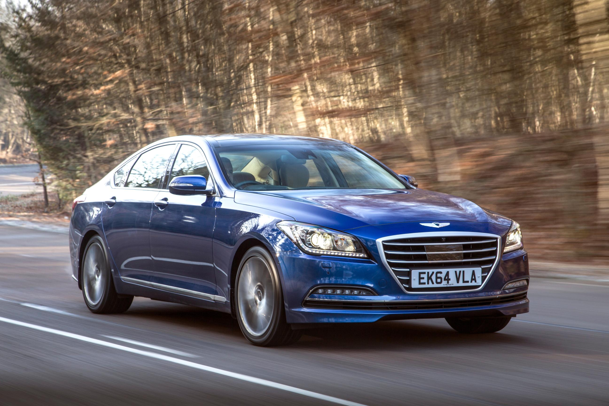 2015 Hyundai Genesis Uk Pricing Starts At 163 47 995