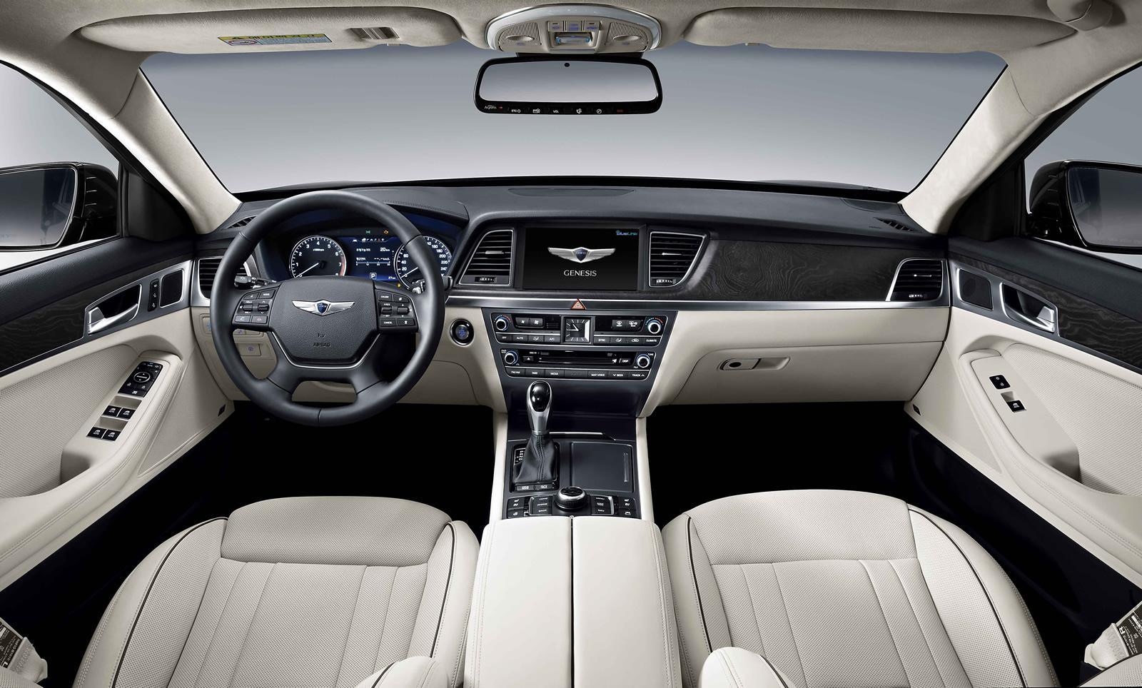 2015 Hyundai Sonata Hybrid >> 2015 Hyundai Genesis US Pricing and Equipment Announced - autoevolution