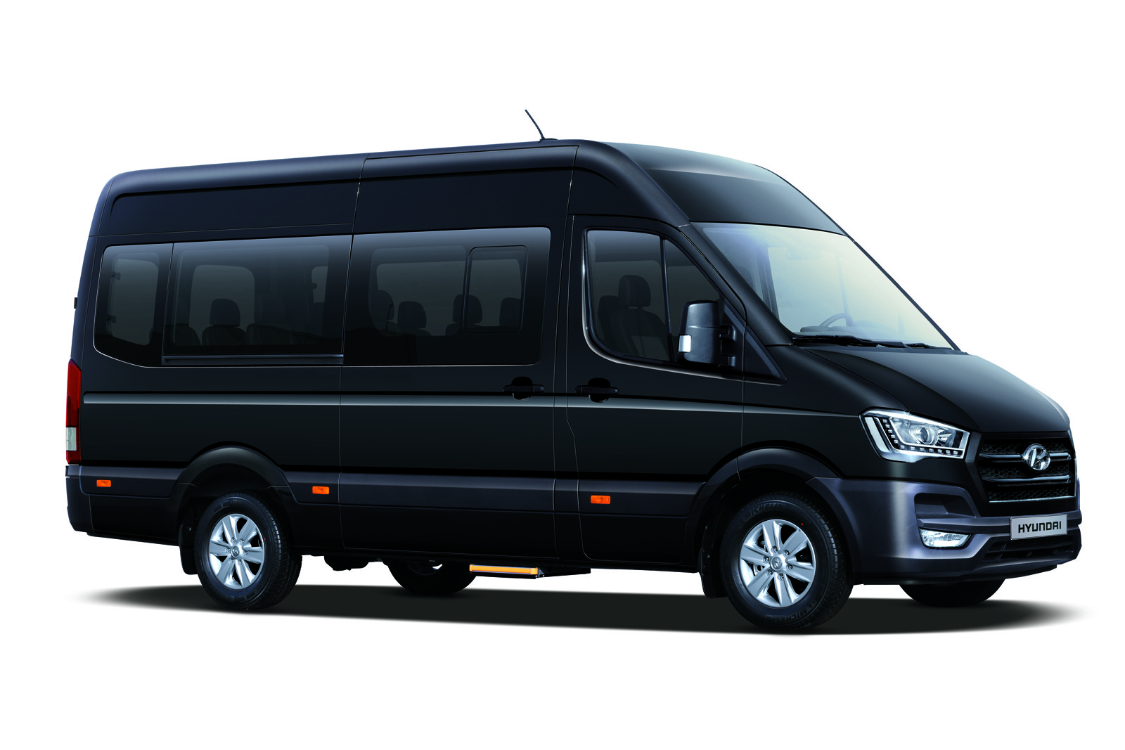 2015 Hyundai H350 Light Commercial Vehicle Starts Production Video
