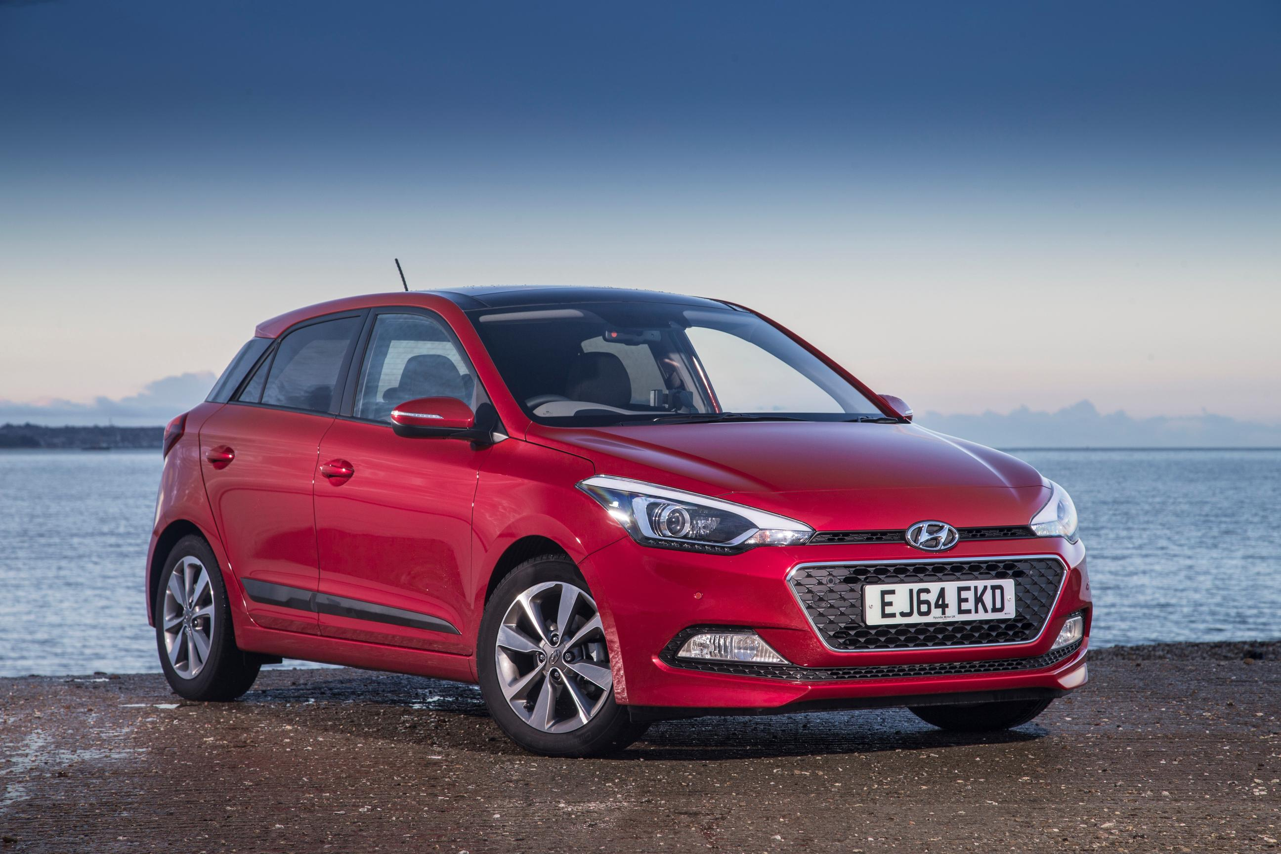 2015 Hyundai I20 Goes On Sale In Britain For Slightly Less