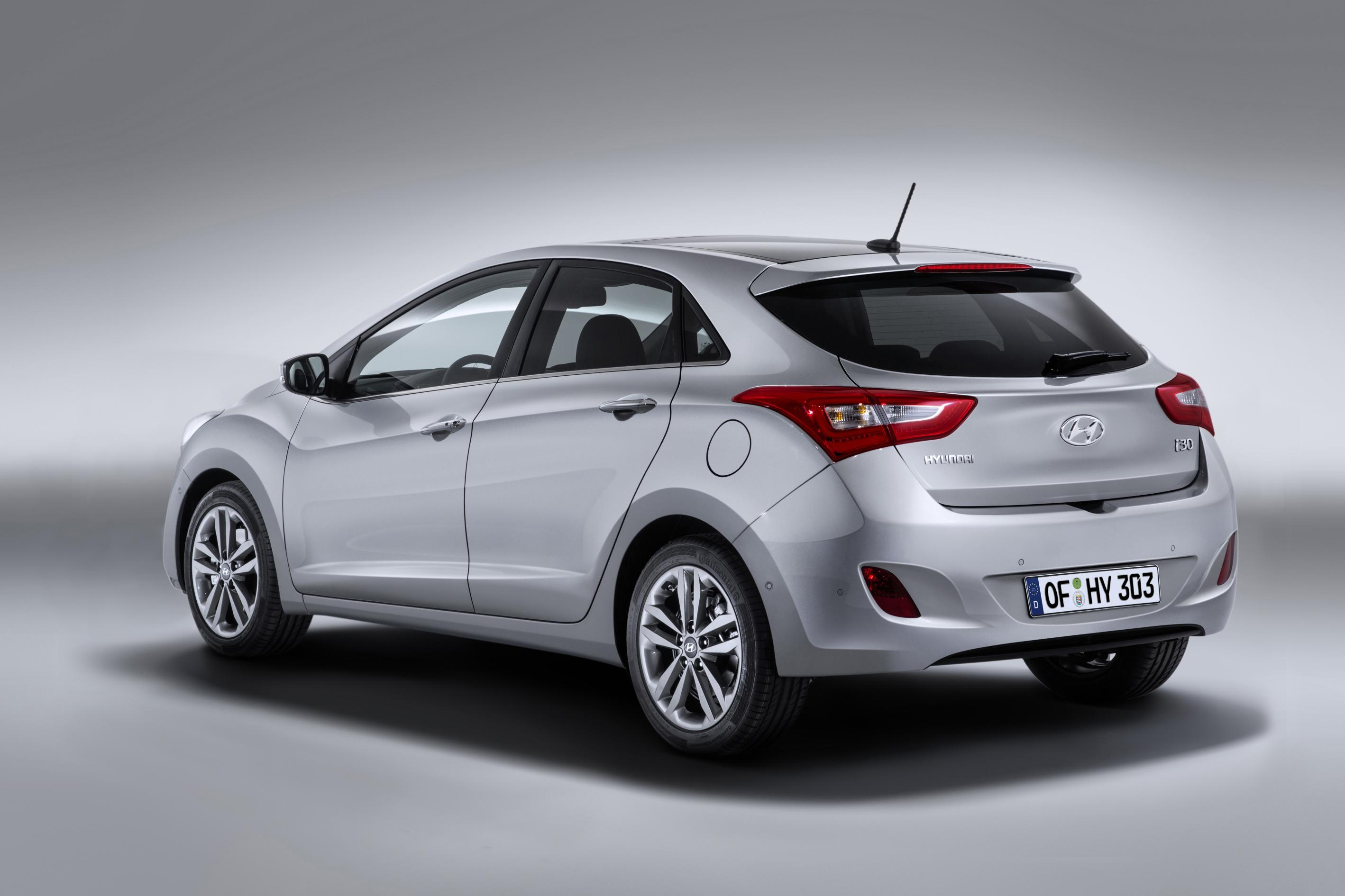 2015 Hyundai I30 Facelift Brings 7 Speed Dct To Uk Market