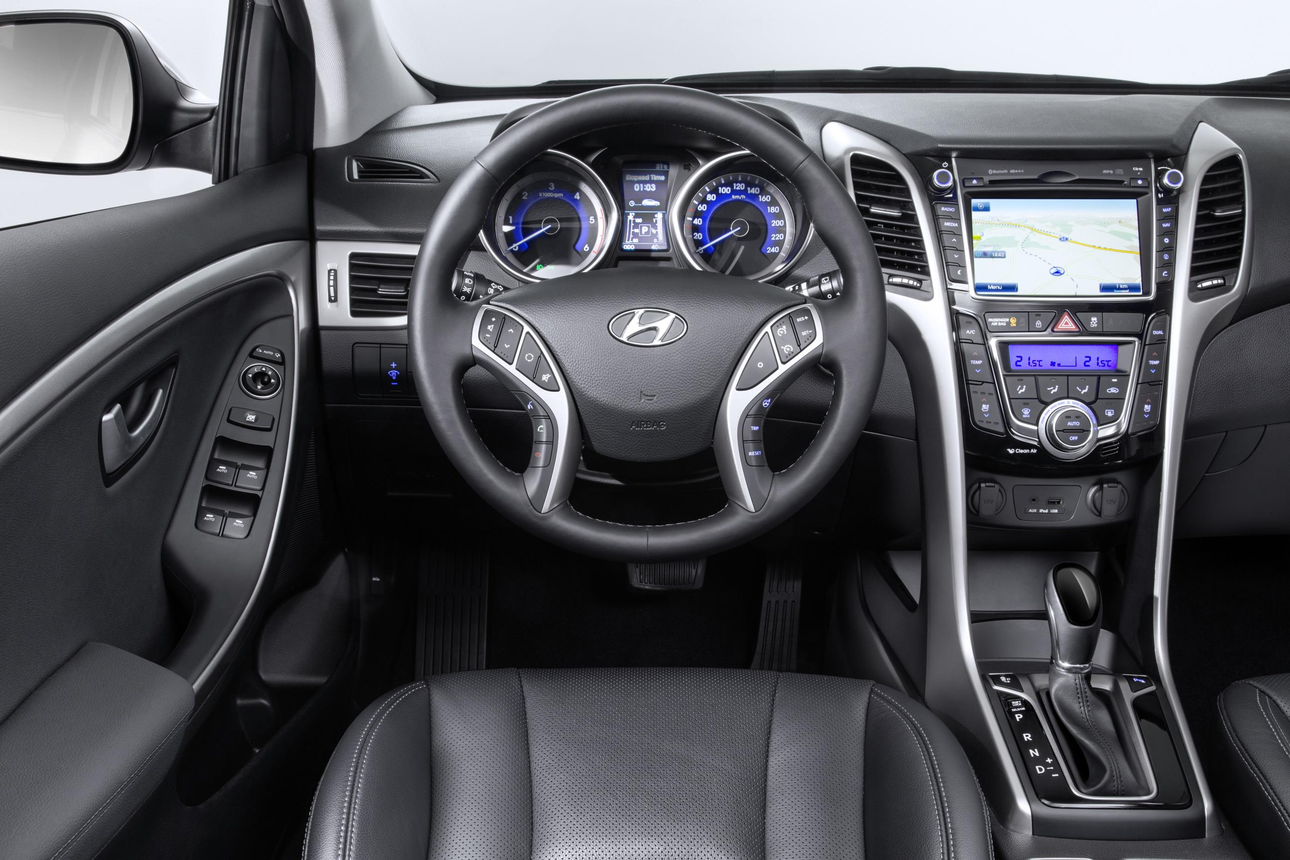 Hyundai i30 Facelift, Warm Hatch and New Dual-Clutch Gearbox