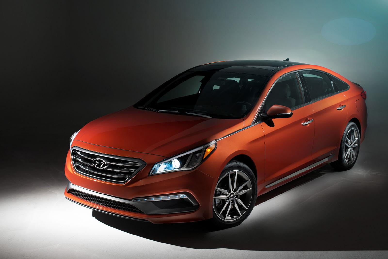 2015 Hyundai Sonata Is Competitive Mid Size Sedan Cr