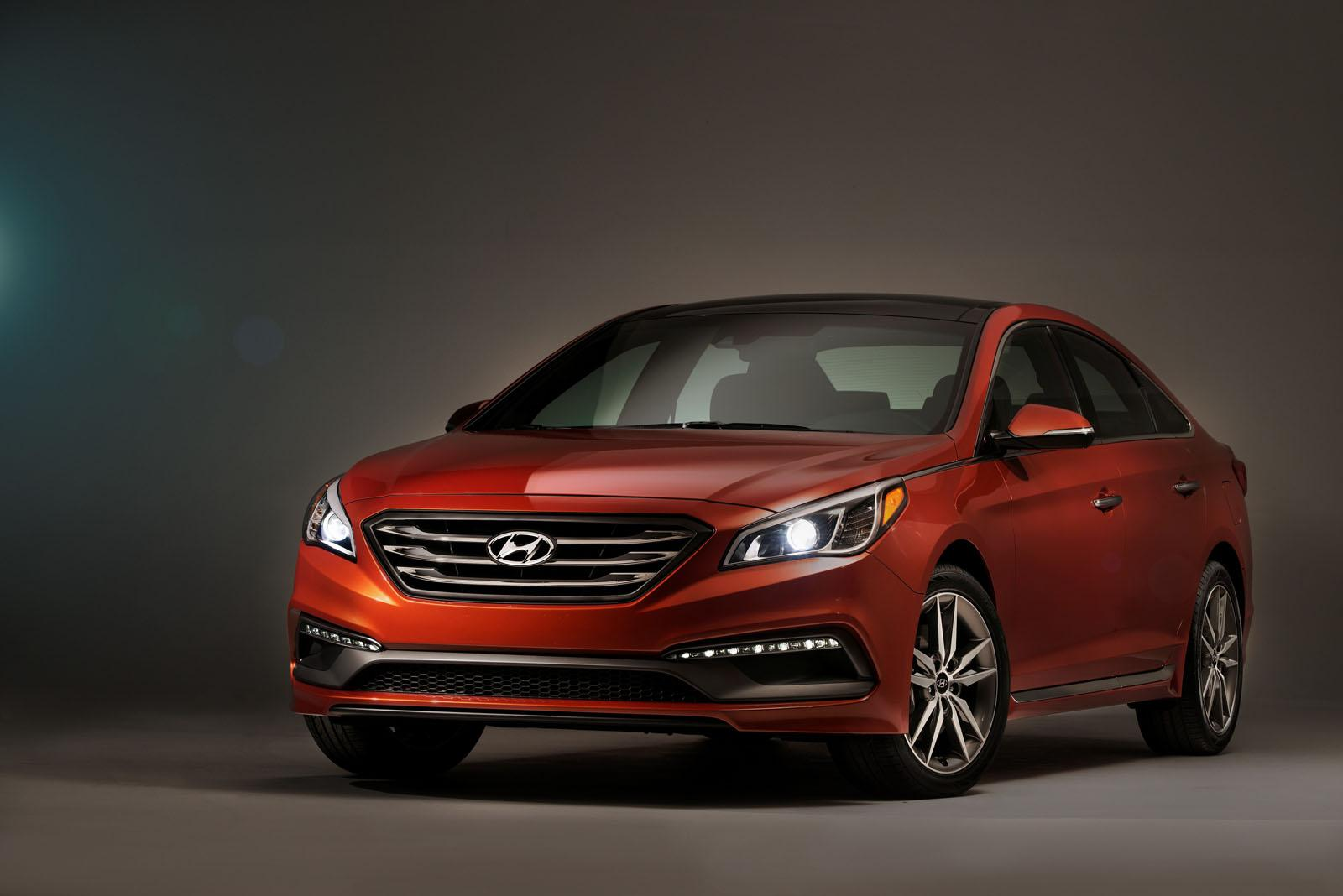 2015 hyundai sonata us pricing announced autoevolution. Black Bedroom Furniture Sets. Home Design Ideas