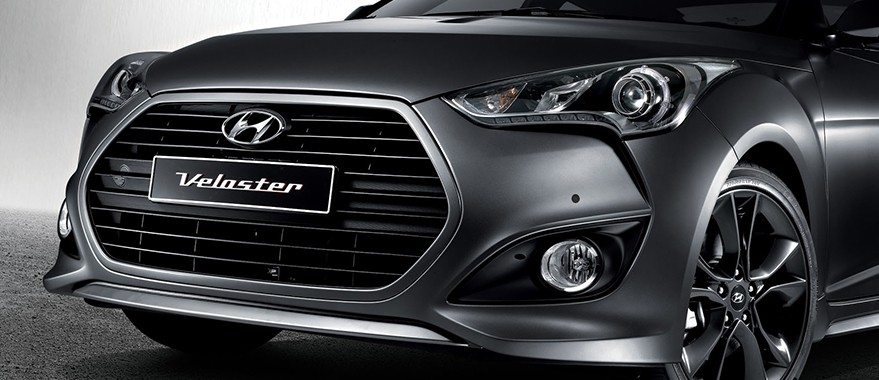 2015 Hyundai Veloster Turbo Unveiled with 204 HP and 7-Speed DCT - autoevolution