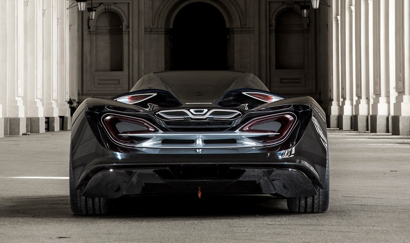 the ied syrma concept car is a futuristic mclaren lookalike autoevolution. Black Bedroom Furniture Sets. Home Design Ideas