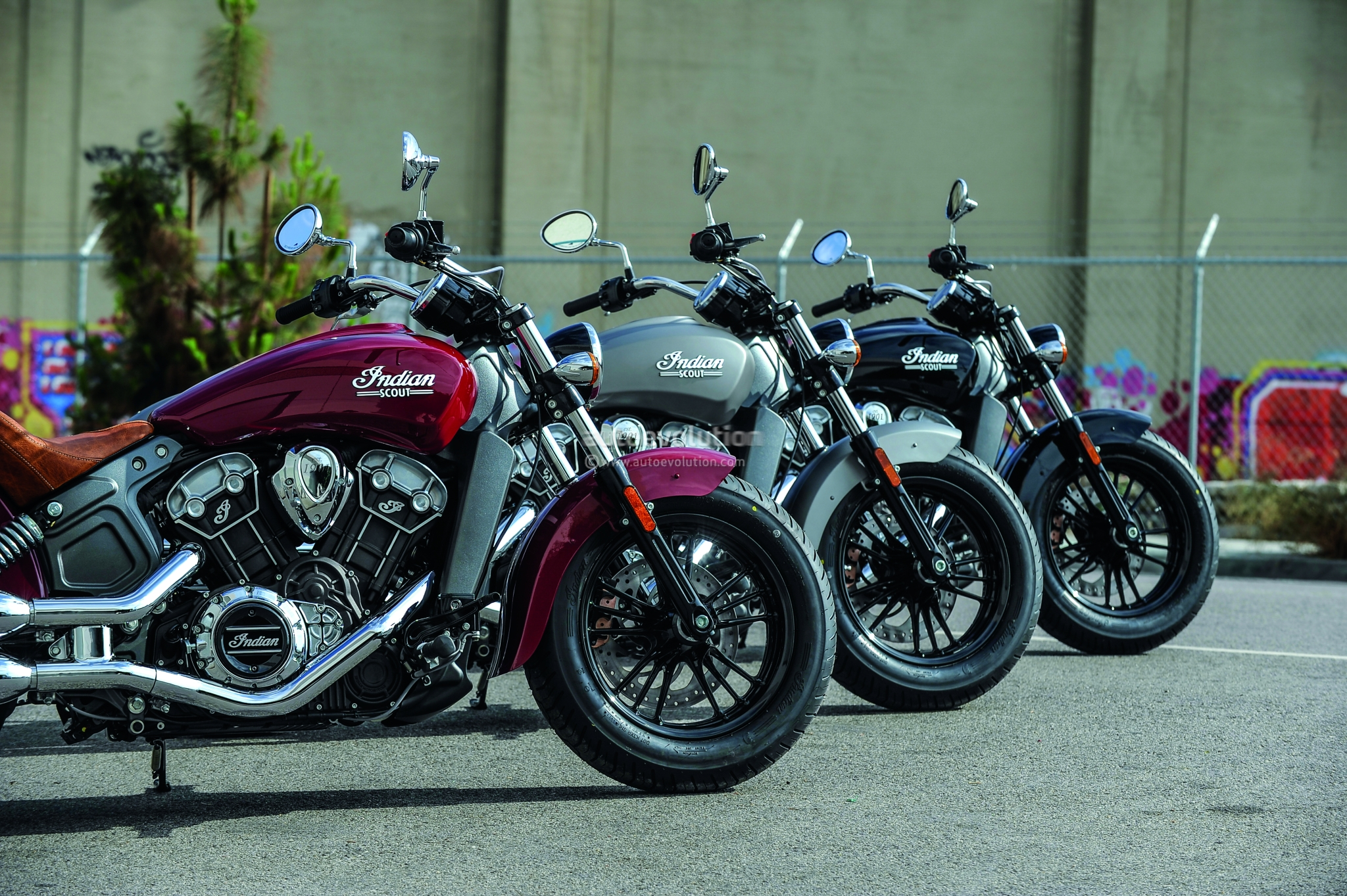2015 Indian Scout Picture Galore Autoevolution