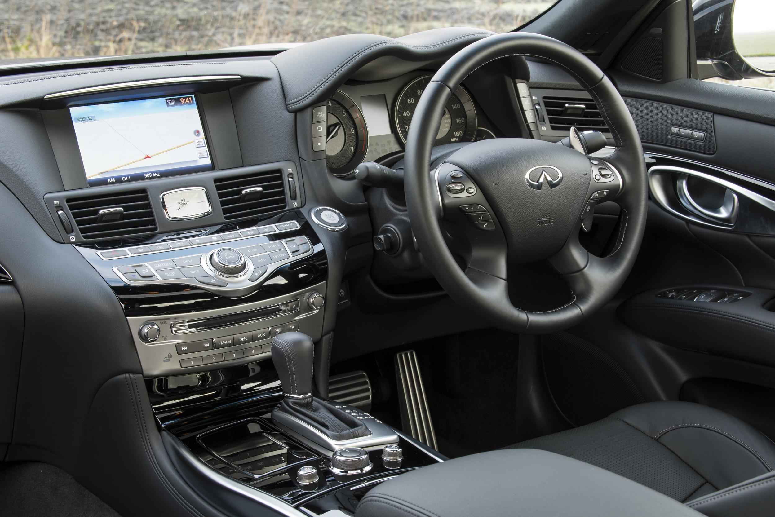 2015 Infiniti Q70 Pricing Announced for the UK - autoevolution
