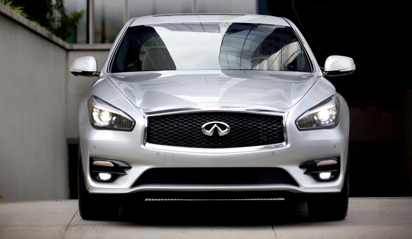2015 infiniti q70 uk pricing announced offered with. Black Bedroom Furniture Sets. Home Design Ideas