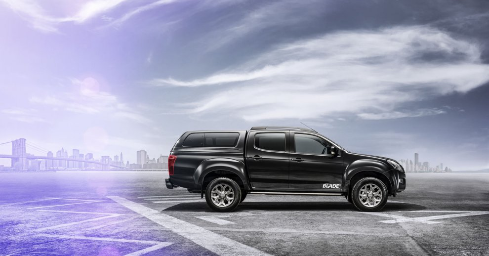 Isuzu D Max Blade Is The New Flagship Of The Range Video Photo Gallery