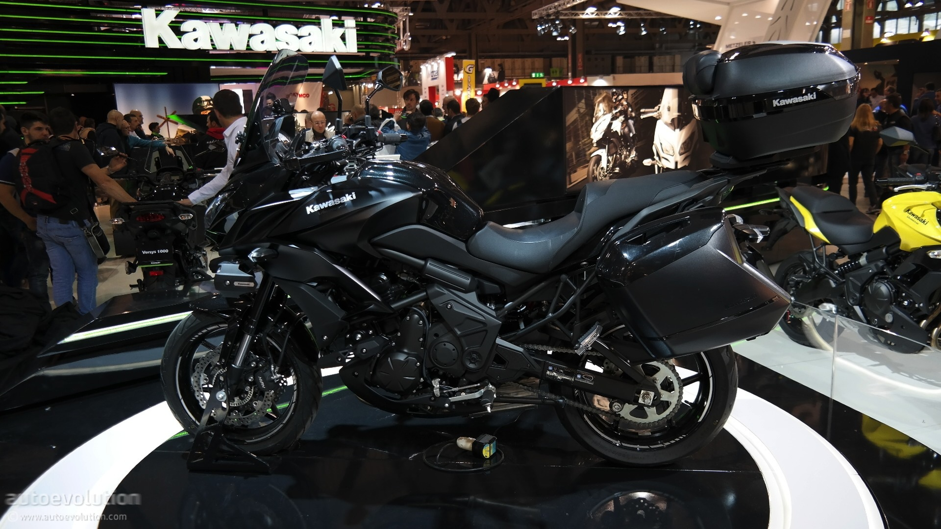 Versys 650 Wiring Diagram Library 2008 Kawasaki 650r Diagrams 2015 At Eicma