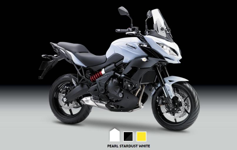 2015 kawasaki versys 650 shows up autoevolution
