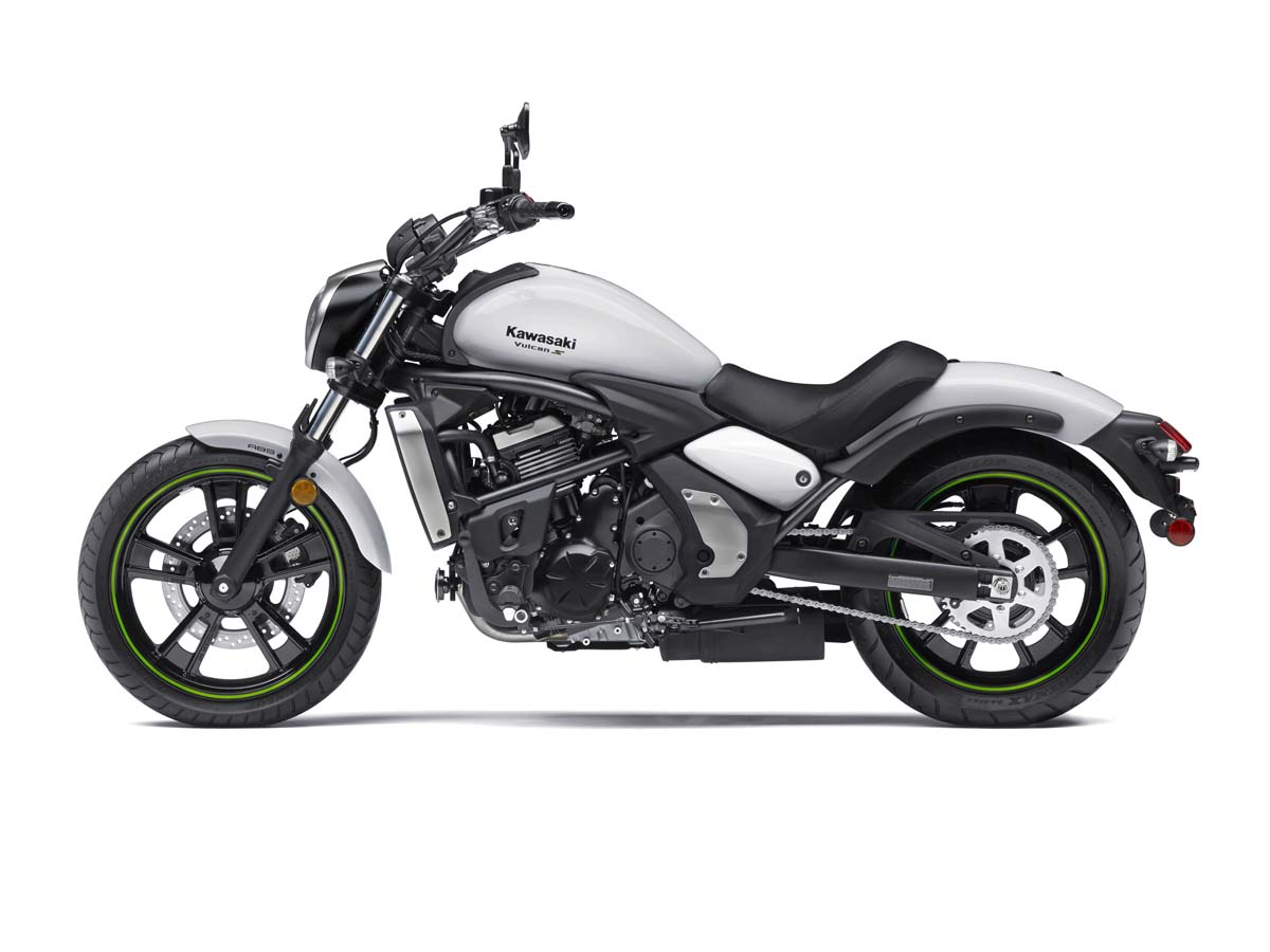2015 kawasaki vulcan s revealed looks like a jewel. Black Bedroom Furniture Sets. Home Design Ideas