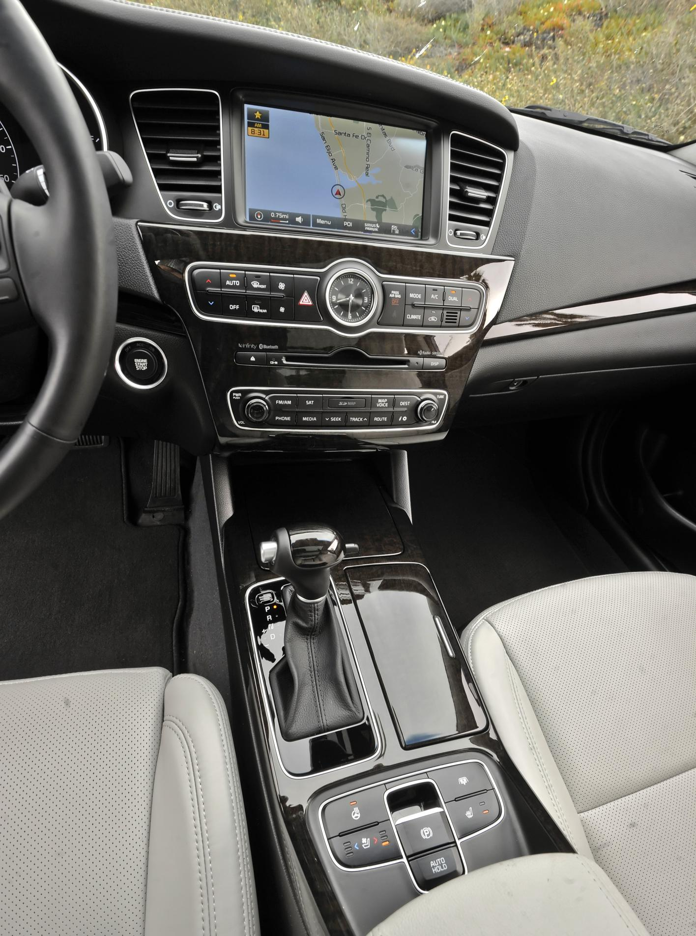 2015 Kia Cadenza Adds New Tech And Visual Enhancements