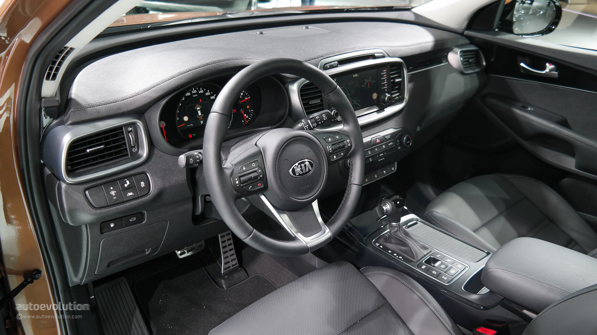 Charming ... 2015 Kia Sorento (interior Design) ... Pictures Gallery
