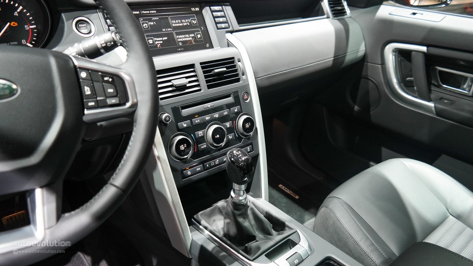 2015 land rover discovery sport makes us debut at la auto show rh autoevolution com range rover sport 2014 user manual range rover sport 2014 user manual