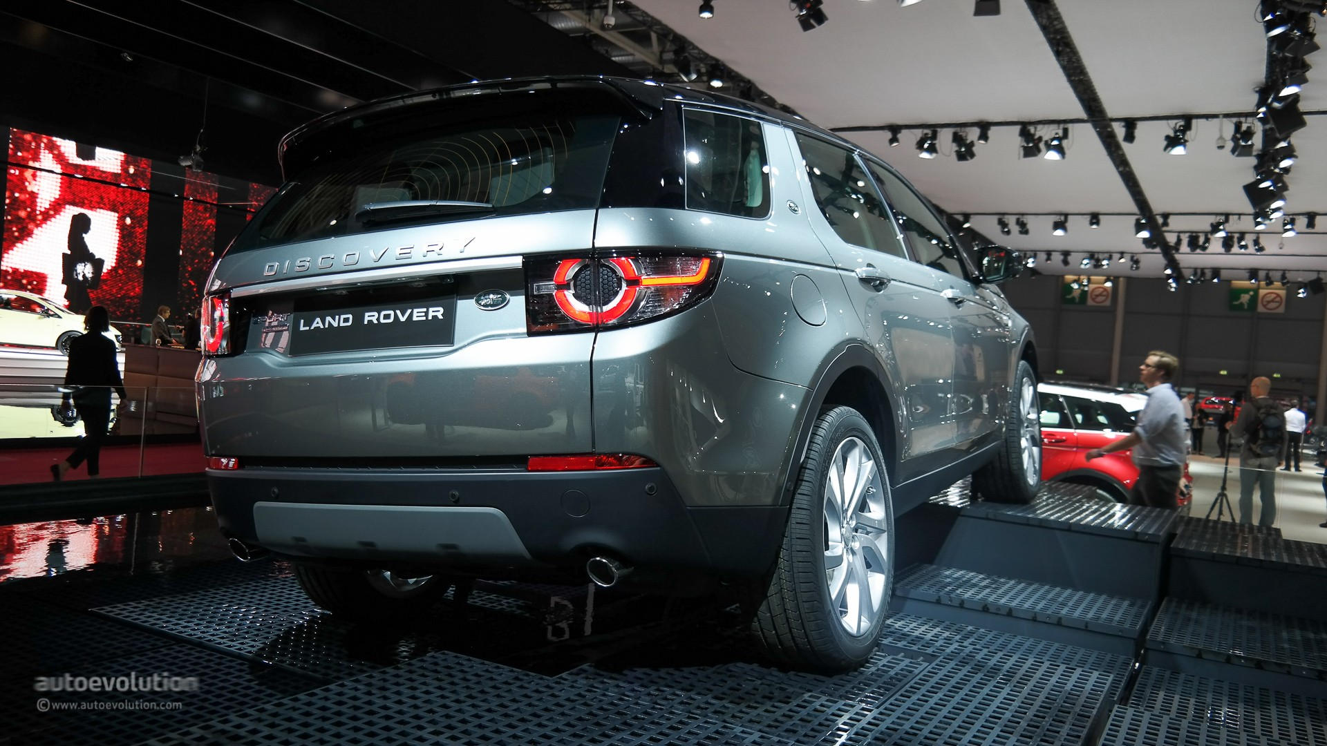 us spec discovery sport unveiled land rover discovery sport forum. Black Bedroom Furniture Sets. Home Design Ideas