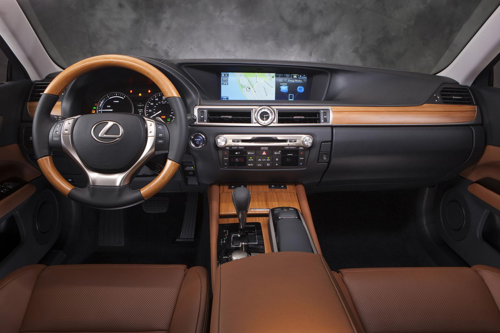2015 Lexus Gs 450h Adds F Sport Styling Performance Autoevolution