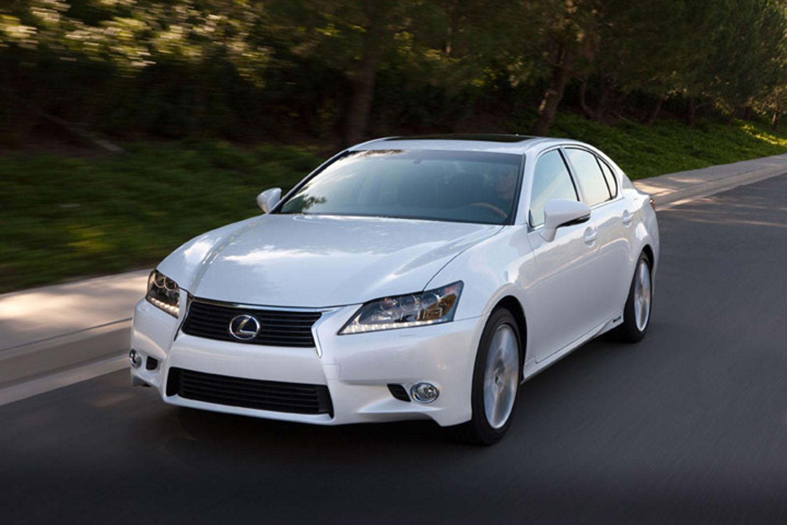 2015 lexus gs 450h adds f sport styling performance. Black Bedroom Furniture Sets. Home Design Ideas