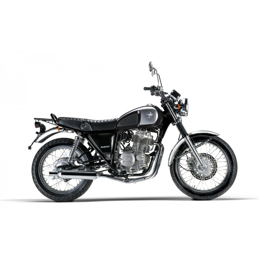 2015 mash five hundred is a classic 400cc machine